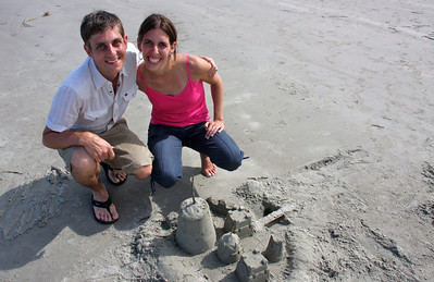 Nicole and David Rehersal August 19, 2009