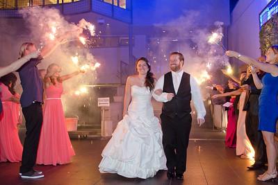 Renee & Robert Wedding