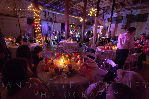 The Reception At The Flour Mill