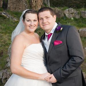 Rhian and Liams Wedding