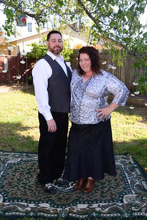 Rhiann & Brittany Wedding  May 2015