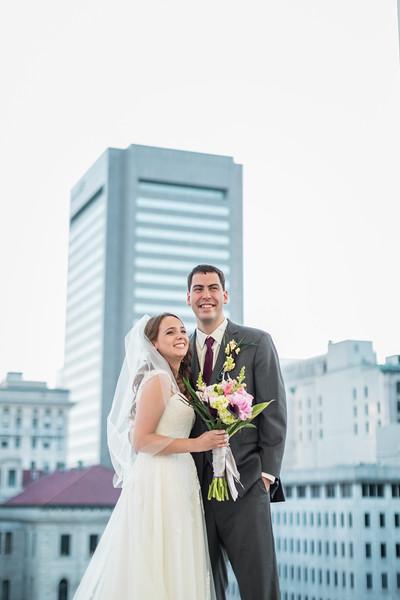 Rhianna & Reid's Wedding - John Marshall Ballrooms