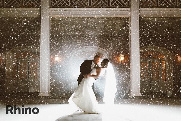 Rhino Wedding Instagram