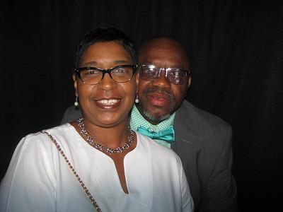 Rhonda Palmer and Jeffrey Beatty Wedding Reception 4/23/17