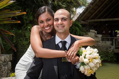 Ria and Miguel Wedding
