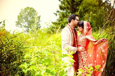 Richa + Shyamal - Wedding
