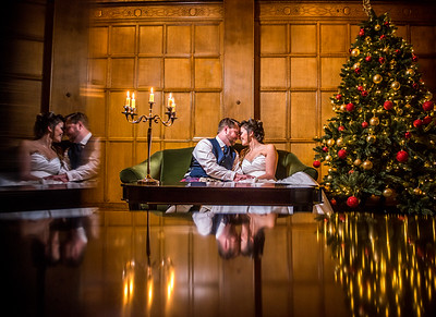 Richard and Kim Wedding Clevedon Hall Dec 17 2017