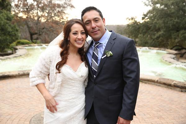 Rick (Enrique) and Desi's Wedding