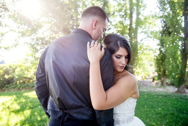 Ricky and Catherine Wedding