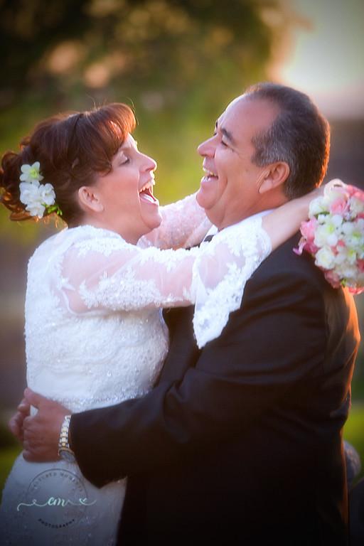 Mr. & Mrs. Gonzalez