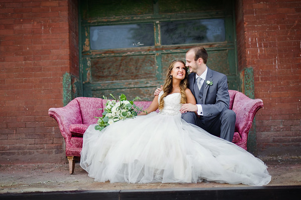 Rob & Jordan's Wedding