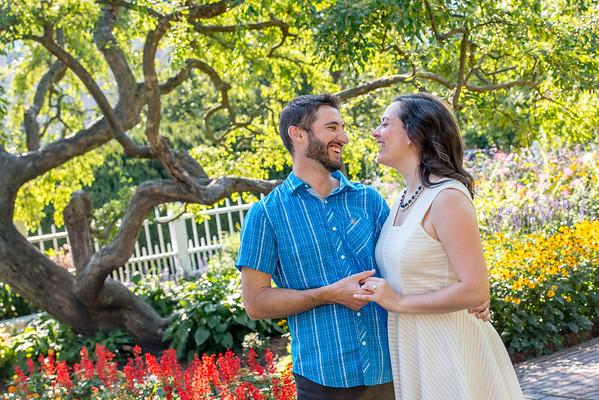 Rob & Pam Engagement Shoot 8-27-16