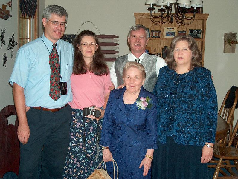 The Frounfelkers prewedding