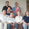 Four Generations of Ottingers and Frounfelkers<br /> Sean, Cody, Erich, Olivia<br /> Bill, Sam, Betty, Mary Anne
