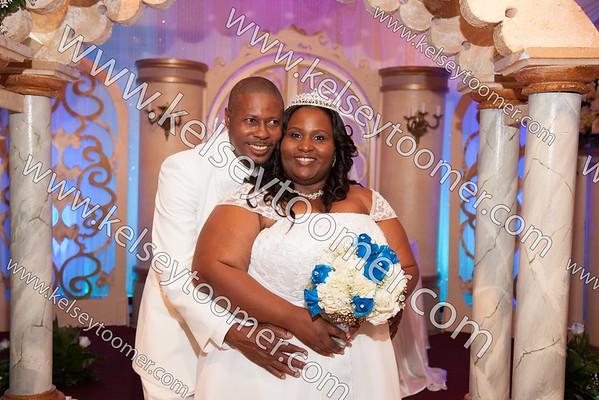 Robert & Latrisha wedding