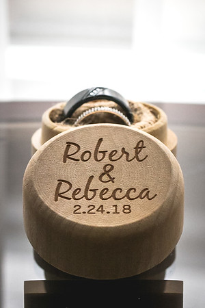 Robert and Rebeca