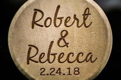 cRebecca and Robert Get Married