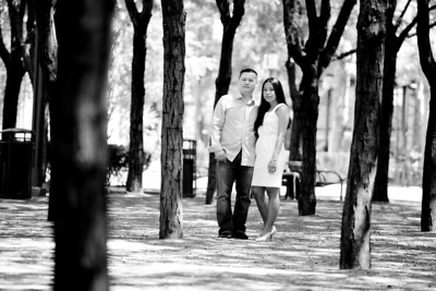 Robert and Sherrie | Engagement