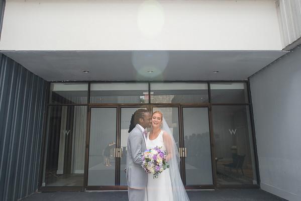 Robine + Trei Wedding