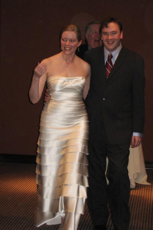 Rob's wedding