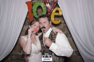Rochelle & Billy Photo Booth
