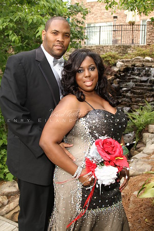 Roderick & Brandy Toombs Wedding Reception