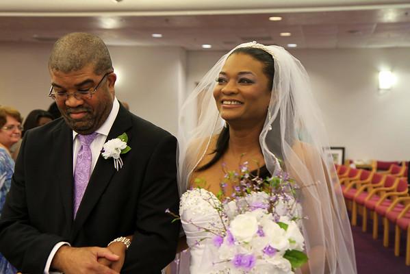 Myra&Rodney  Ceremony