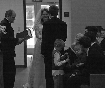 Roger Logan & Radine Ohman Wedding