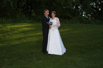 Roger Logan & Radine Ohman Wedding