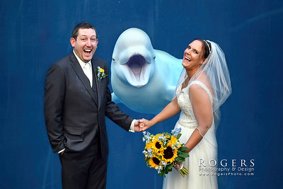 Mystic Aquarium 10-7-18 Samantha & Brian Winkler