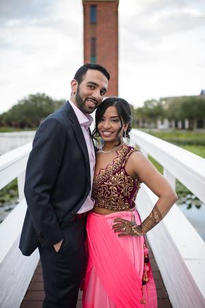 Roma and Suraj Wedding - Day 1
