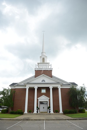 Ronnie & Rebecca   First Methodist, Leesburg, GA