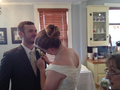 Rosanne's Wedding