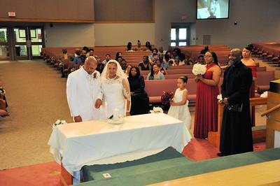 LaKeshia and Shapel Ross Wedding May 19, 2018