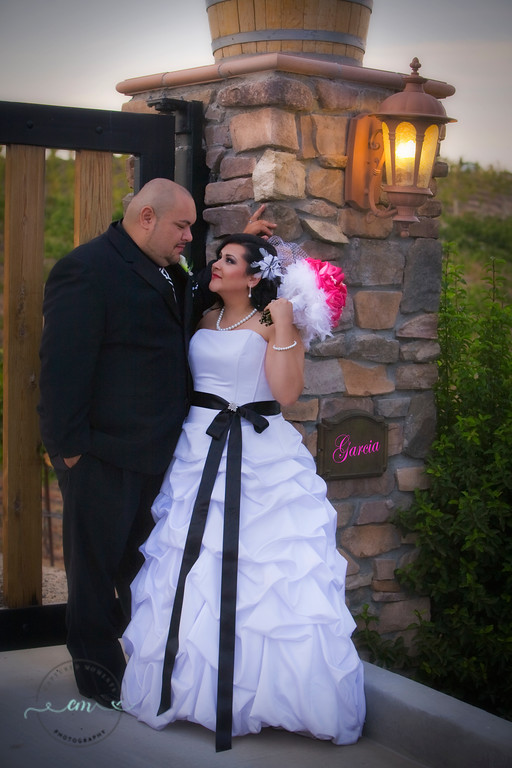 Mr. and Mrs. Garcia