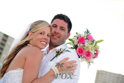 Stephanie and Jason Burns