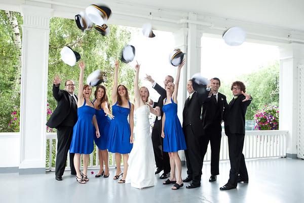Jim Sarah's Wedding
