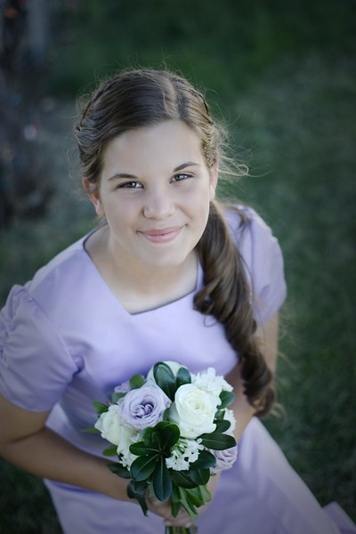 One of the only moments i was alble to snag a flower girl for a formal shot   Thank you