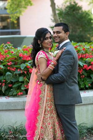 Rushabh & Anuja