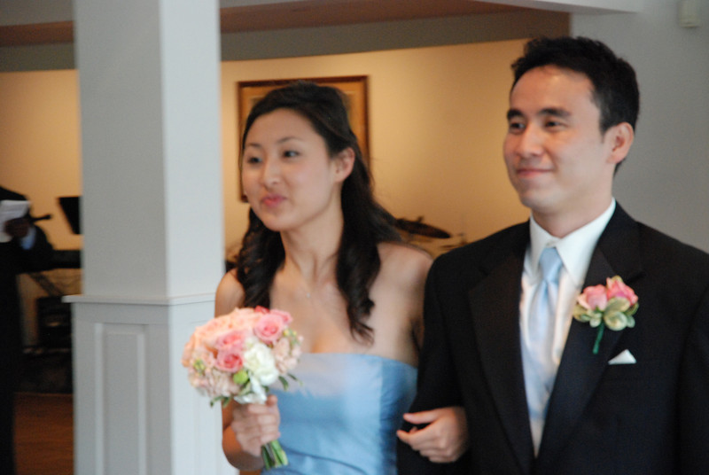 Ruth and Danny Lee wedding August 15, 2008