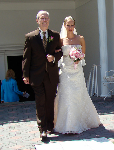 The Father of the Bride, Douglas Sargent, and Stephanie