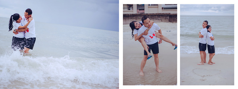 Ryan & Dibah Prewedding album