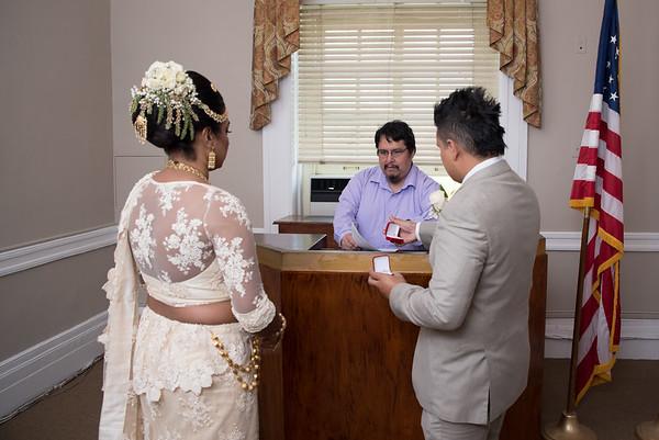 S&A Wedding