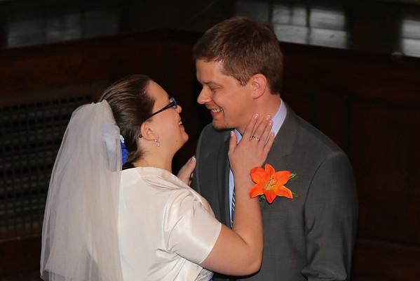 SARAH & ANDREW'S WEDDING - OCTOBER 10, 2013