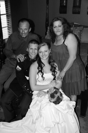 FORMALS WEDDING PARTY AND FAMILY (100)