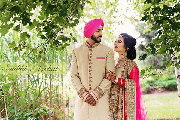 Saakhi + Vishal