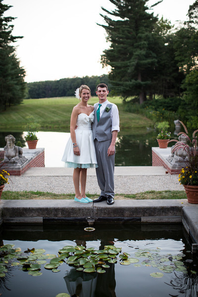 Ellen and Joe's wedding