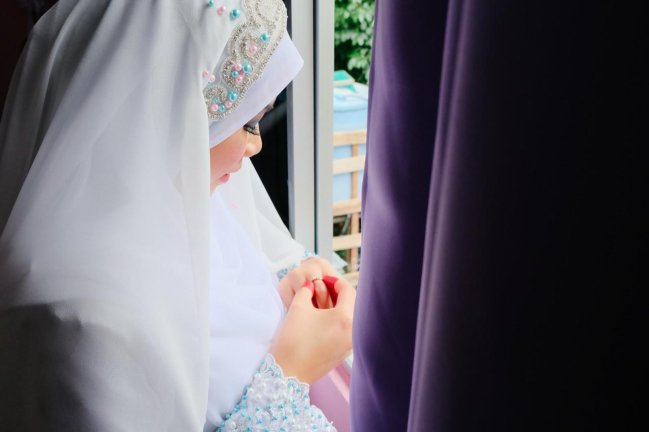 Wedding Sabri & Hanisah. Kg Ulu Lingkungan, Beaufort, Sabah. 25-26/9/2015