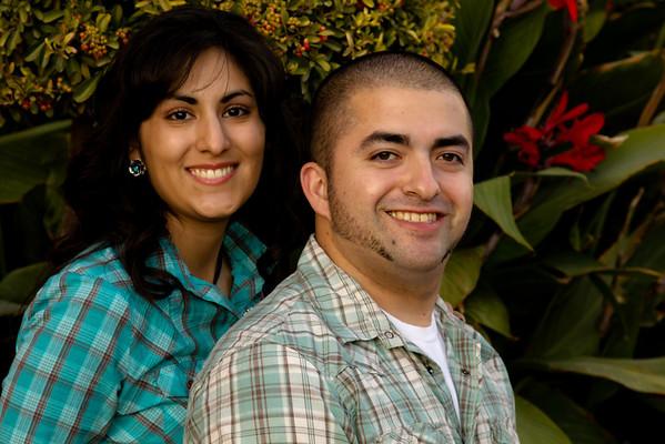 Sabrina and Justin