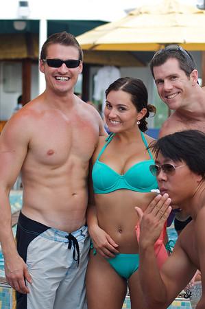 Scott n Melissa-Love Boat Cruise